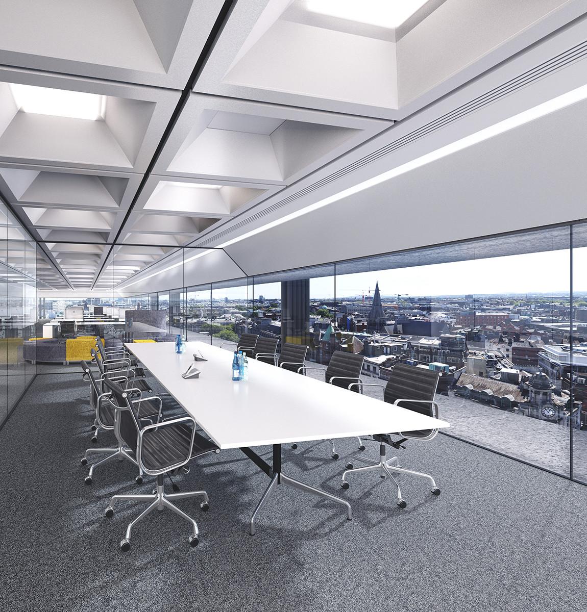 Meeting Room Floorplate